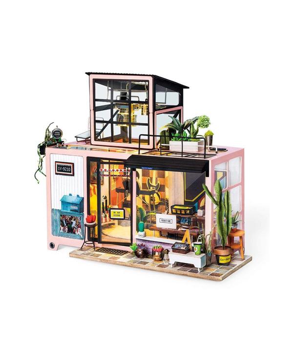 robotime bouwpakket diy modelbouwpakket modelbouw kevin's studio
